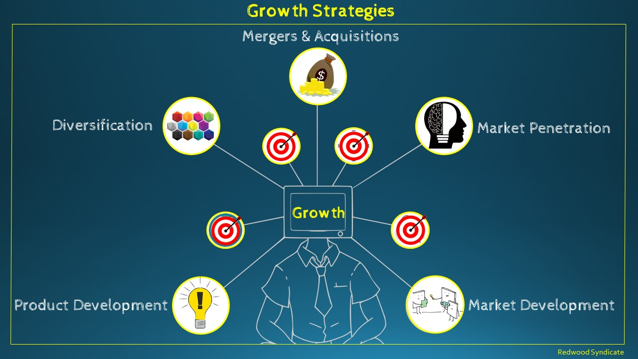Growth Strategies For Businesses: Expansion Approaches
